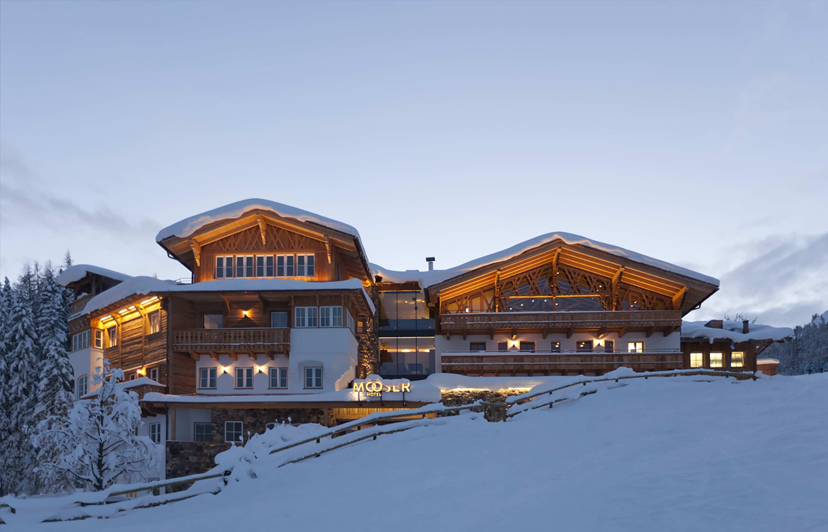 St Anton Mooser Hotel